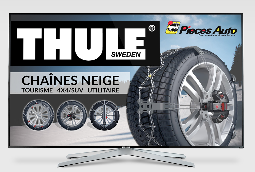 THULE - PIECES AUTO